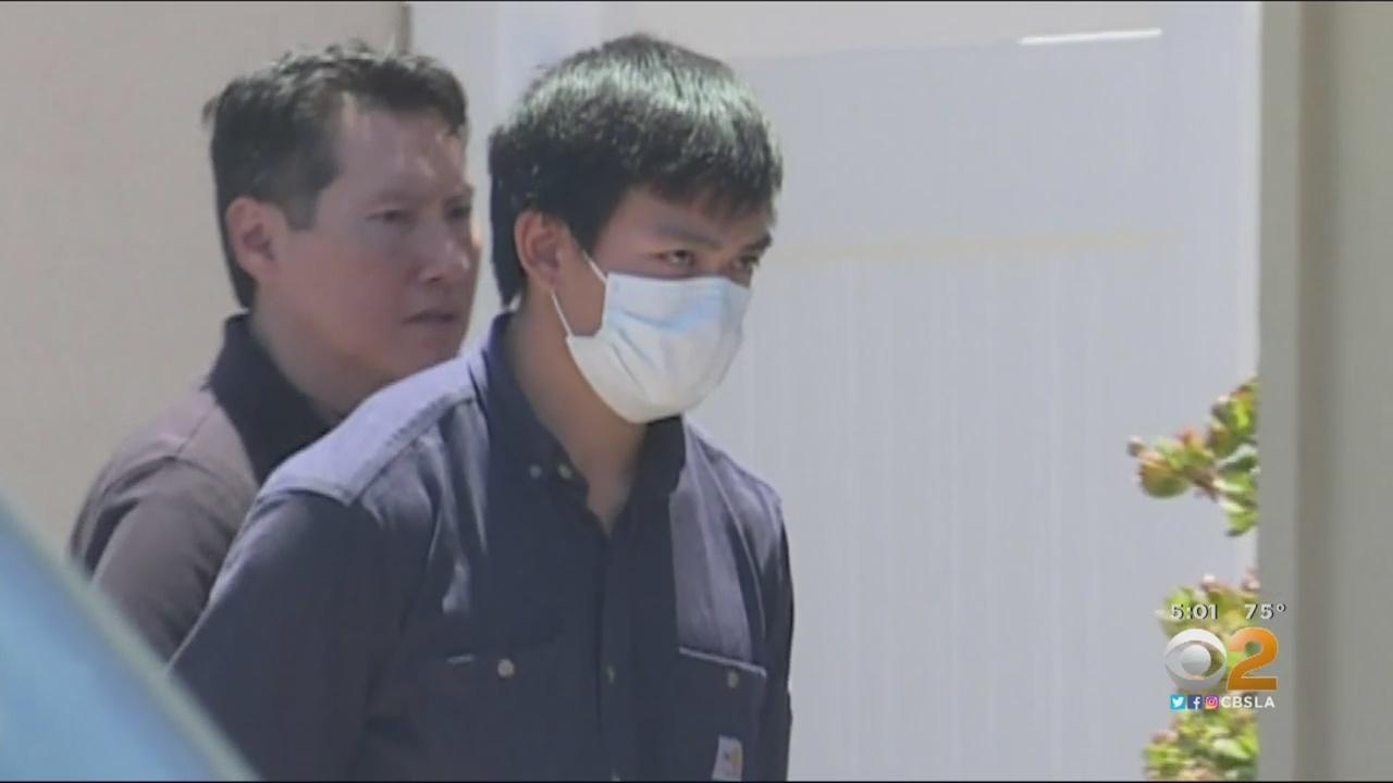美FBI出动大批警力 突袭逮捕24岁华裔退伍兵(图)