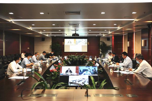 宋海良出席马来西亚东海岸铁路项