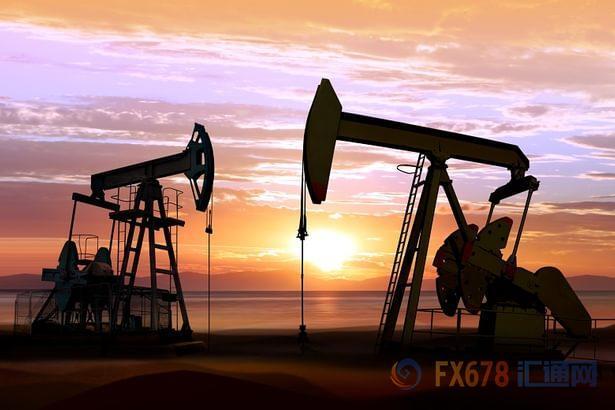 INE原油一度暴跌5%!风险偏好急