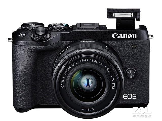 618促销 佳能 EOS M6 Mark II(15