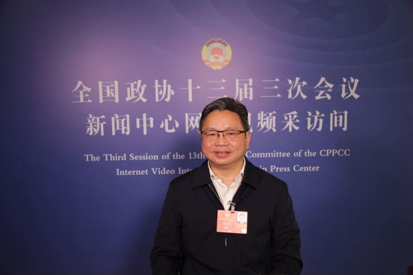 杨毅周(全国台联供图)