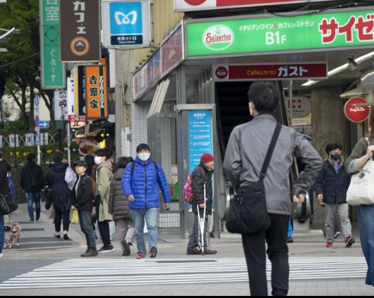 有望解禁的前一天,东京都疫情出现反弹