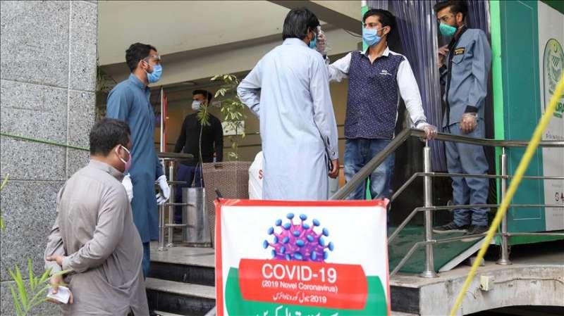 巴基斯坦新增2547例新冠肺炎确诊病例 累计53601例
