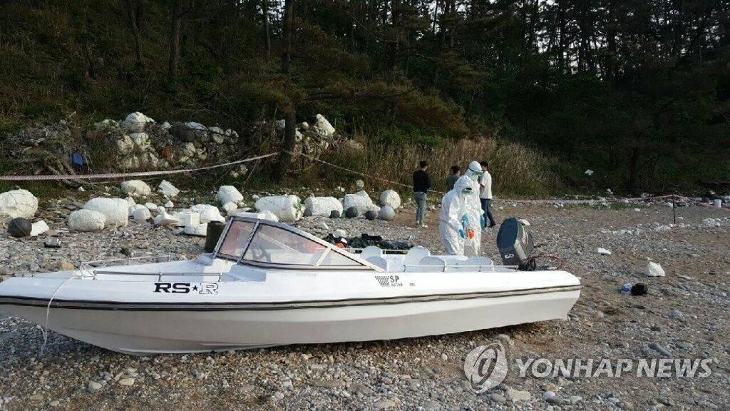 韩国西海岸现中国偷渡船?韩联参:目前无法确认船上人员身份,涉间谍可能性低