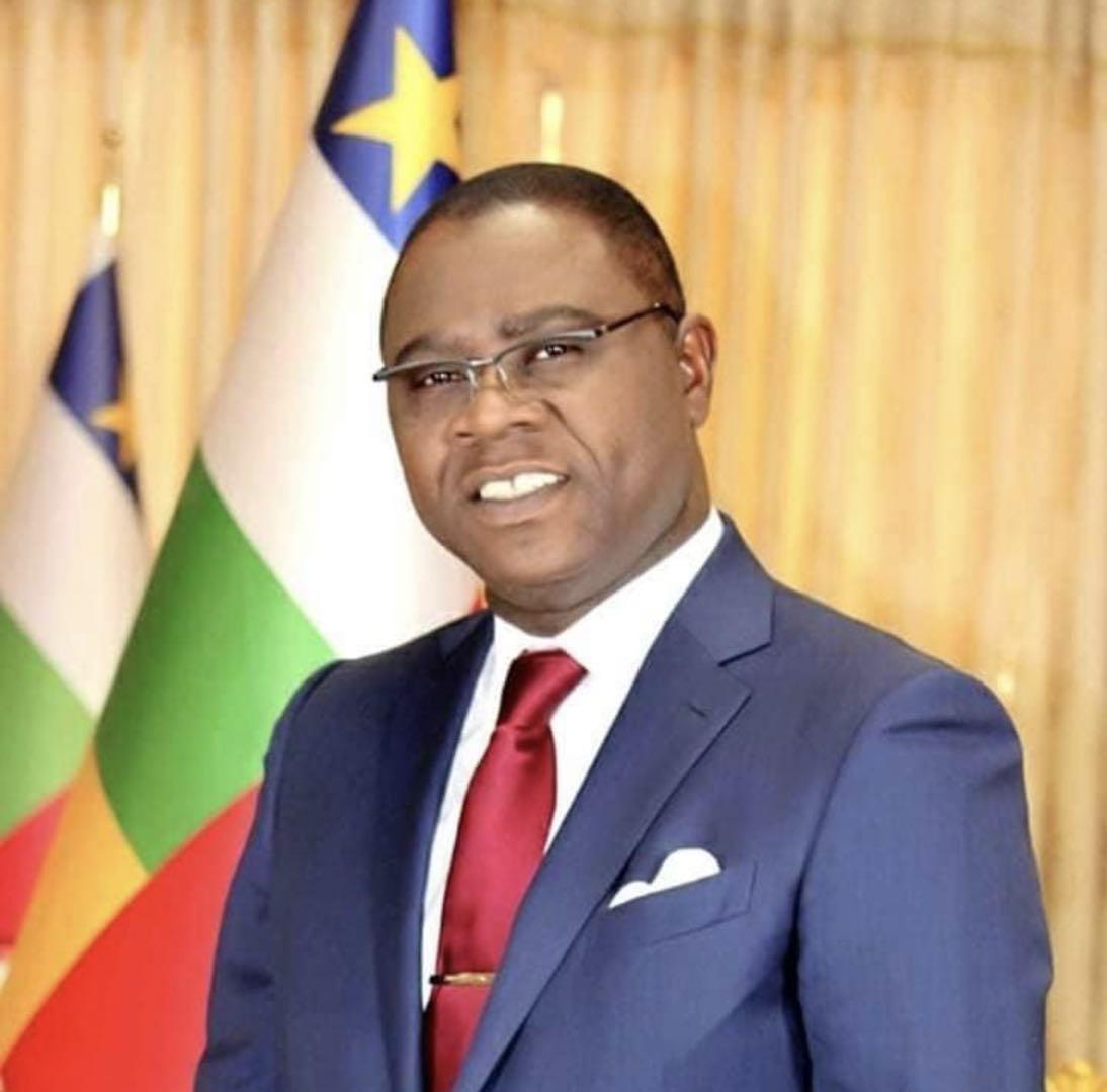 中非共和国财政和预算部部长新冠肺炎检测呈阳性