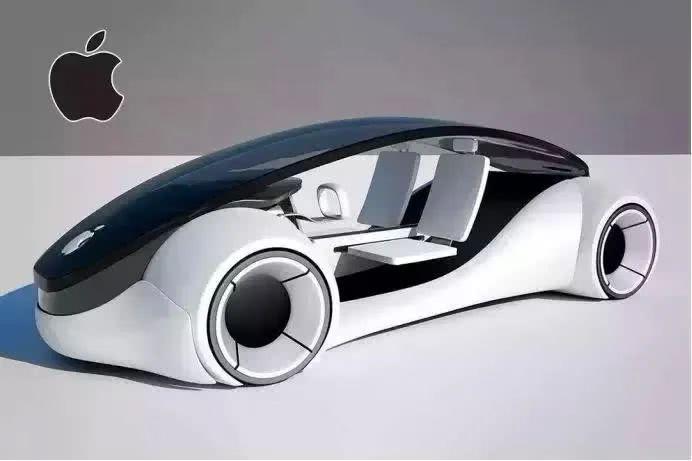 烧1000亿造车,已申请69项专利!苹果要PK特斯拉?