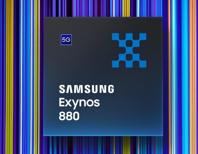 三星Exynos 880 5G芯片正式发布:8nm FinFET工艺,集成5G基带