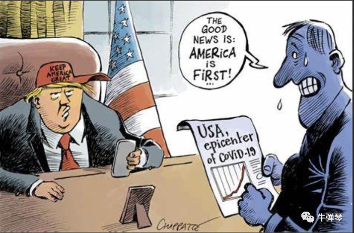美国人真看不下去了,帮中国和特朗普论战!图片