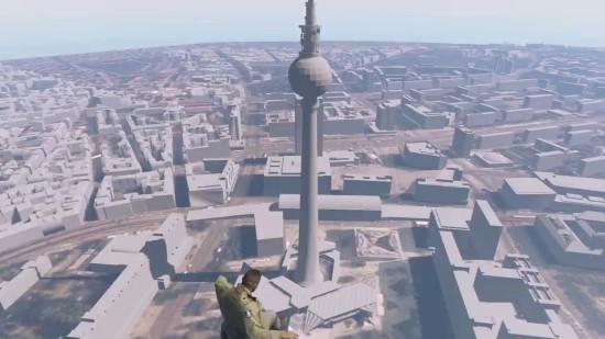 《四海兄弟3:最终版》包含柏林地图 疑似来自被取消项目