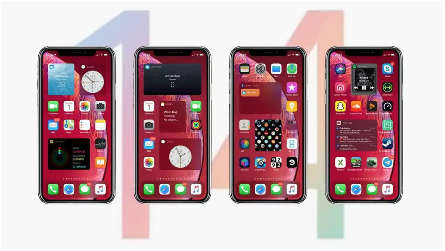 最前线丨苹果WWDC前瞻:iOS14桌面大变样,或发布两款新耳机