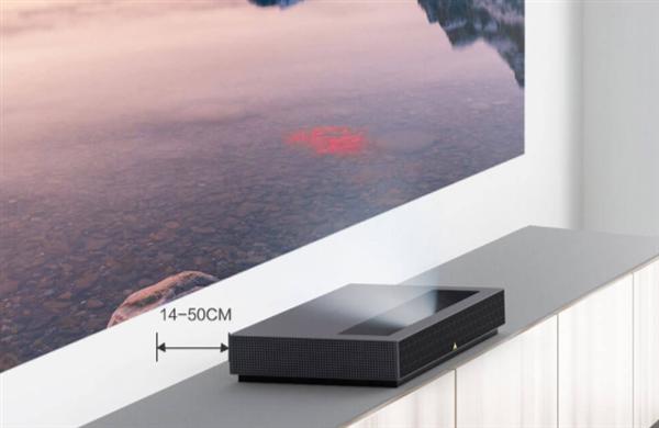 峰米激光电视4K Cinema Pro发布:2400ANSI流明 150英寸