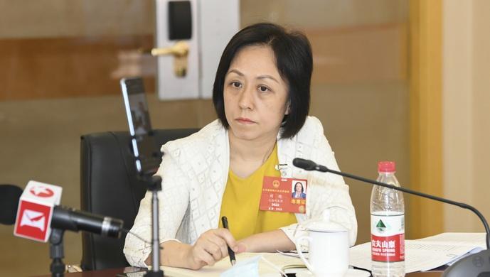 天富:大代表刘艳疫情之后这件事要从理念天富走向图片