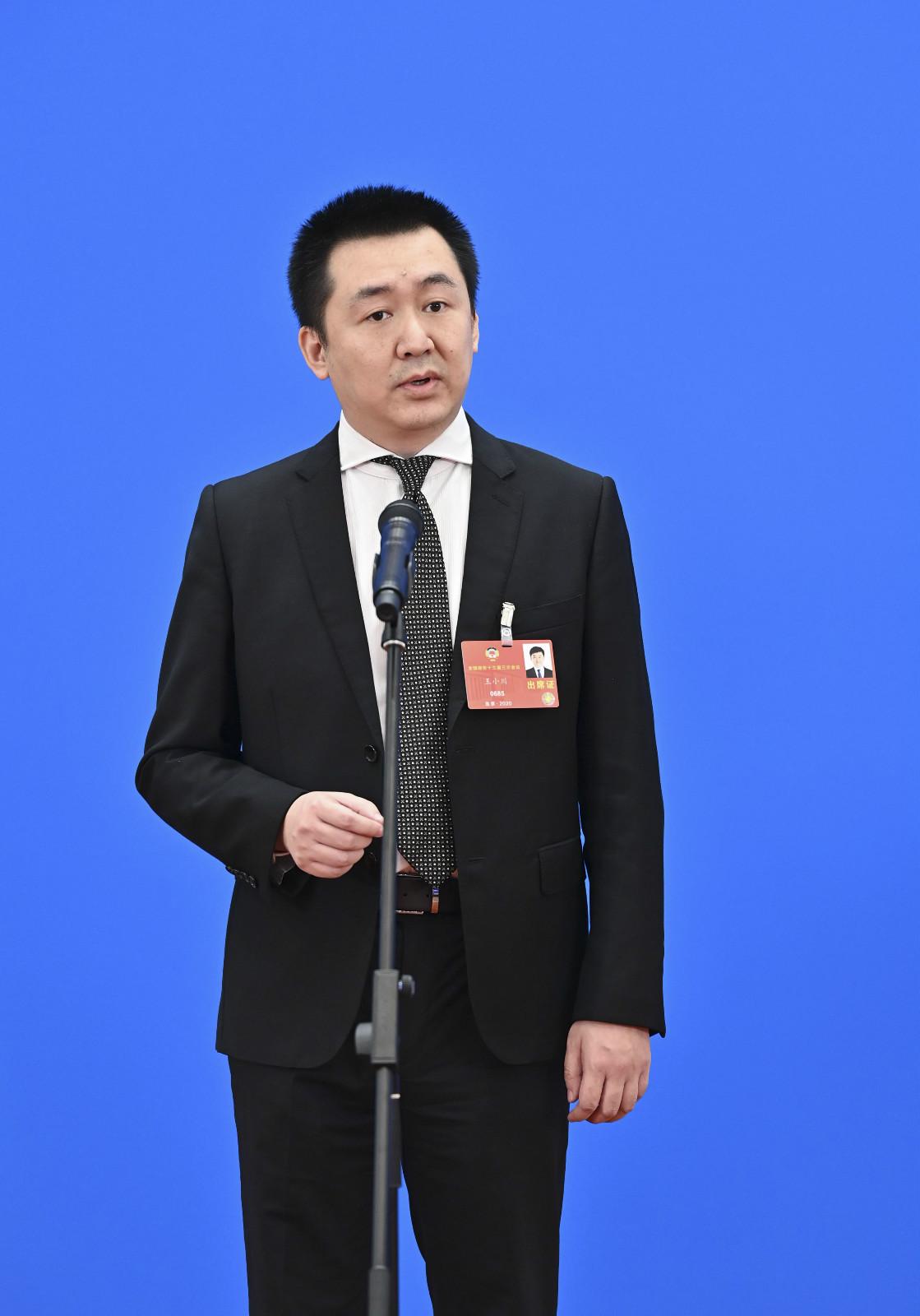 全国政协委员、搜狗CEO王小川:疫情防控成为互联网公司数字化转型加速剂