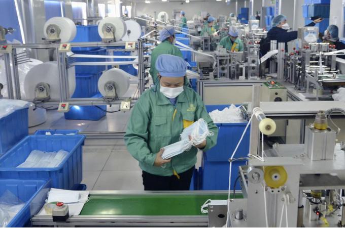 日本学者:没有中国很多国家连口罩都造不了 美国却在逆全球化大潮而行