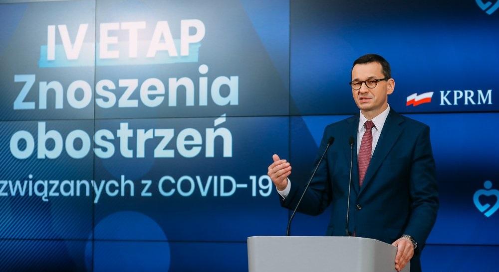 """波兰政府公布第四阶段""""解封""""计划 5月30日起室外公共场所取消""""口罩令"""""""