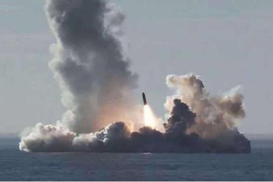 这次遇到真对手,大国重器不再隐藏,一旦开火可摧毁美国10次