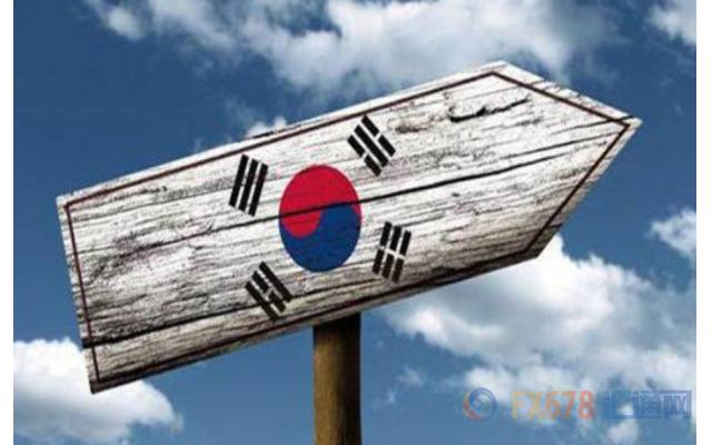 韩国经济料自金融危机来首次收缩?利率降低至创纪录低点