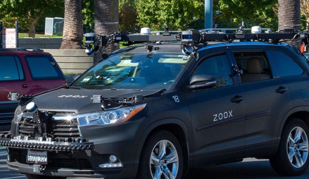 """自动驾驶独角兽Zoox或""""卖身""""亚马逊,零售巨头加速物流自动化"""