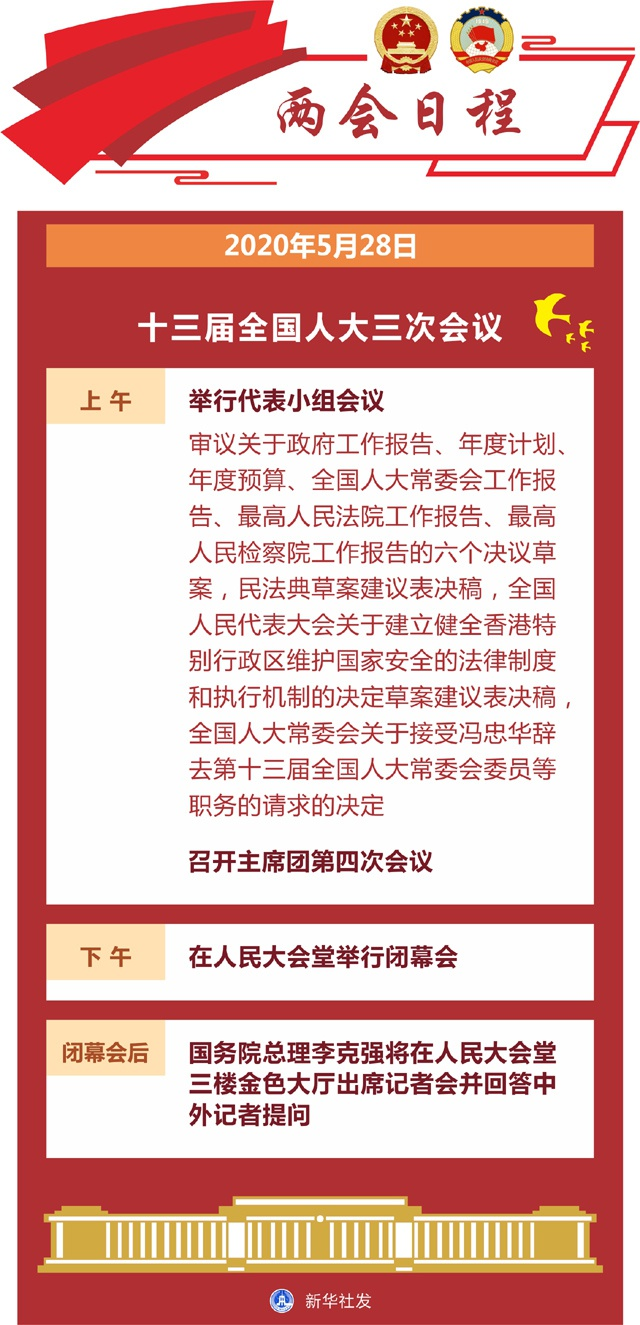 5月28日:十三届全国人大三次会议闭幕 李克强总理出席记者会图片