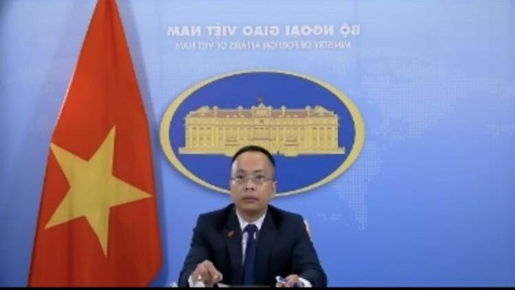 「赢咖3开户」越赢咖3开户南外交部发言人图片