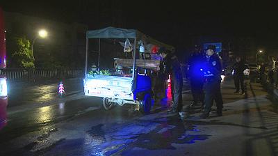 南县开展违法违规调运生猪行为专项整治活动