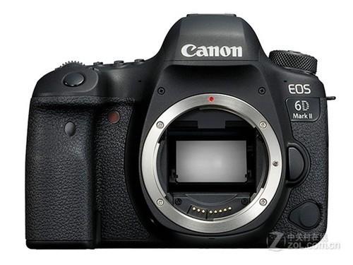 专业级数码单反相机 佳能6D2套机西安促