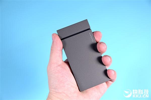 速度高达2GB/s 希捷500GB酷玩游戏SSD开箱图赏