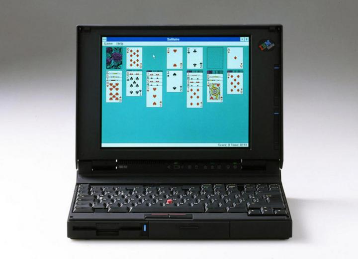商用PC进化史,就是一部减肥史