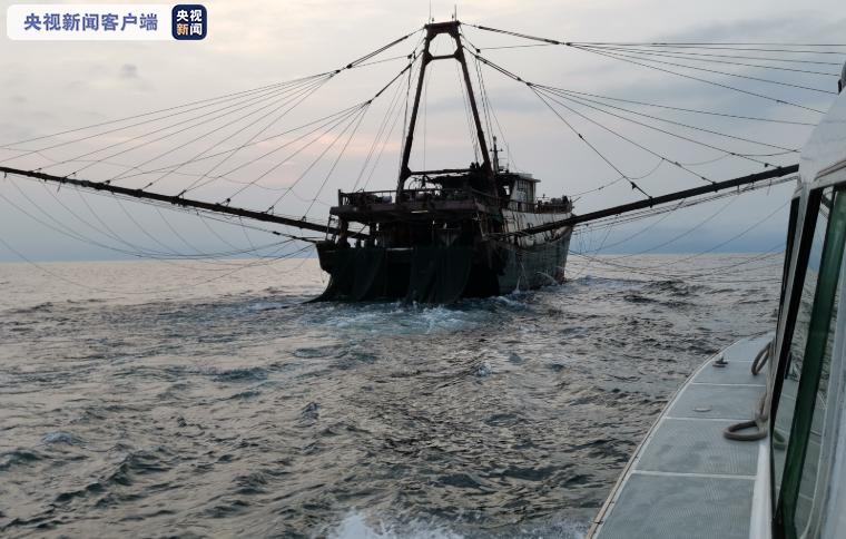 赢咖3官网:海洋综赢咖3官网合执法总队休渔期查获图片