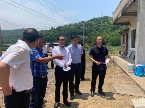 应柏平副厅长赴宁波市开展农村困难家庭危房改造专项督查图片
