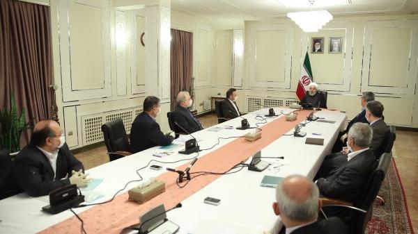 △图片来源:伊朗总统办公室