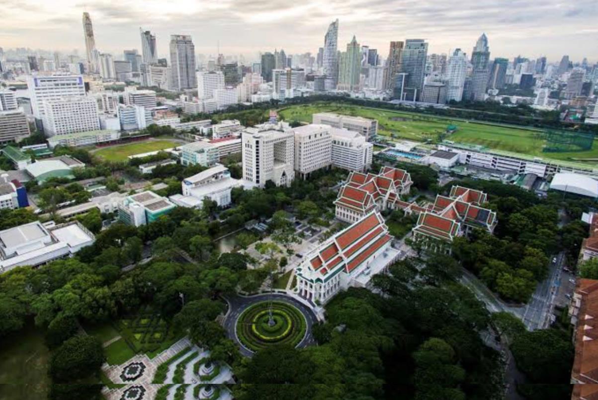 △图片来源:泰国一大学官网