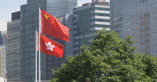 【天富登录】之声天富登录热评西方政客对香港指手图片
