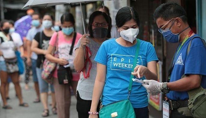 菲律宾新增862例新冠肺炎确诊病例 累计确诊18086例