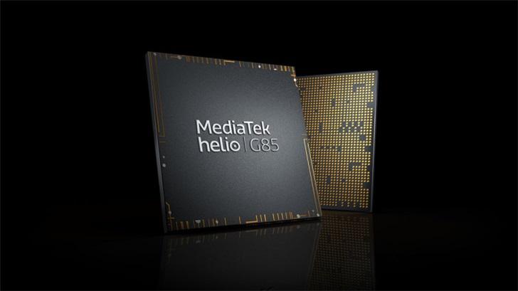 联发科发布HelioG85SoC:GPU频率达1GHz