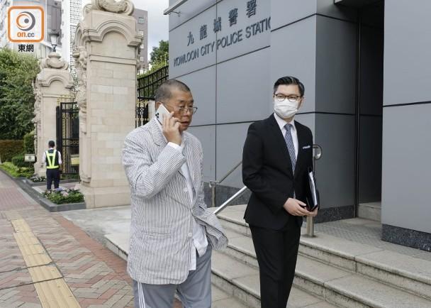 摩天招商,令不准离港首次到九龙城警署报摩天招商到图片