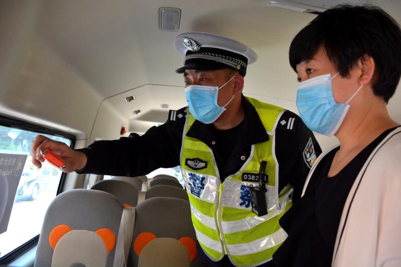 又一波学生今日返校,河南省新闻咨询防疫措施做得怎么样?周