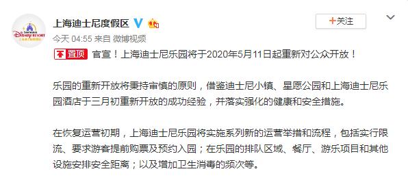 上海迪士尼将重新开放了!但你不能和白雪公主合影了图片