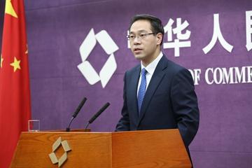 美媒称中国限制医疗物资出口,商务部数据可让其闭嘴图片