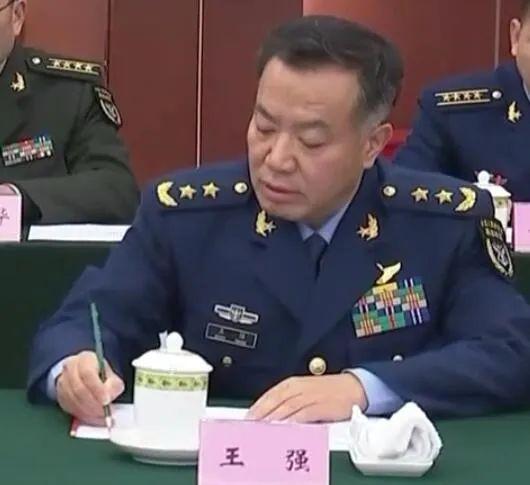 【顺达注册】战区副司令员王强顺达注册中将兼任图片