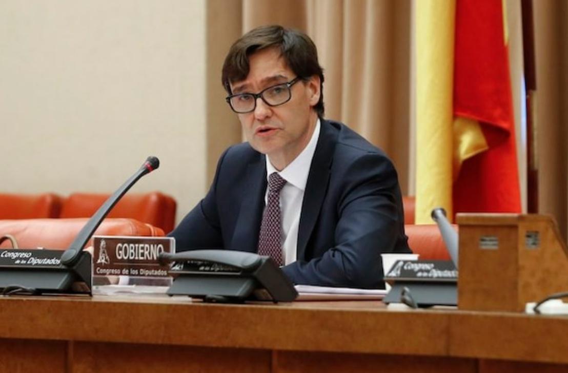 △西班牙卫生部大臣
