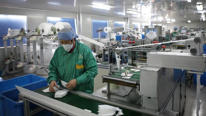 钟南山院士要买2000只N95口罩,上海口罩厂:不卖,捐!图片