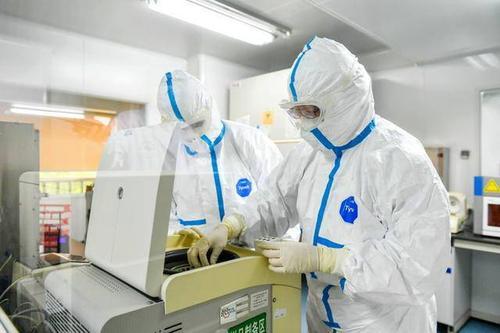 摩天登录:毒核酸检摩天登录测价格出图片