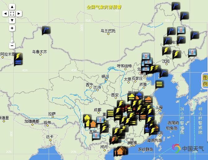 【摩天平台】急南方暴雨破纪录未摩天平台来10天令图片