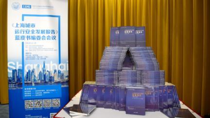 摩天平台:份上摩天平台海城市运行安全发展报告蓝图片