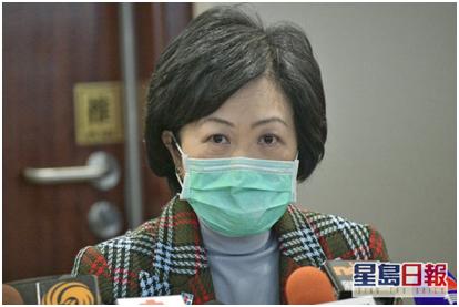 [高德招商]叶刘淑仪香港应设类似安全高德招商委员会图片
