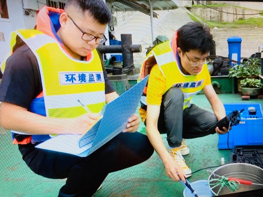 三峡库区启动防洪调度 沿线开展水质地质各项监测图片