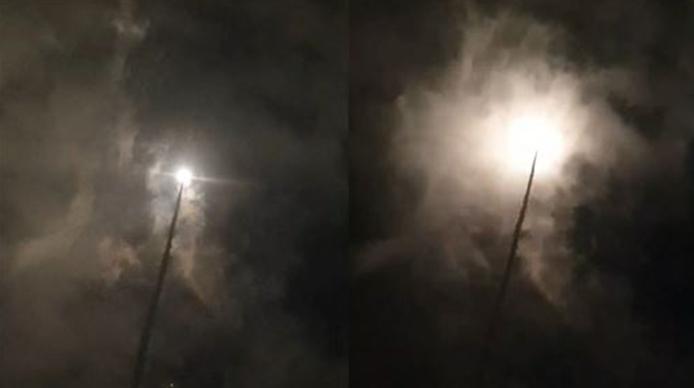 台湾在夜间突然发射多枚神秘导弹 台媒称巨响传遍东海岸图片