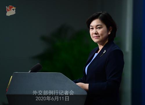 涉港国安立法是否会对香港互联网进行限制?中方回应图片