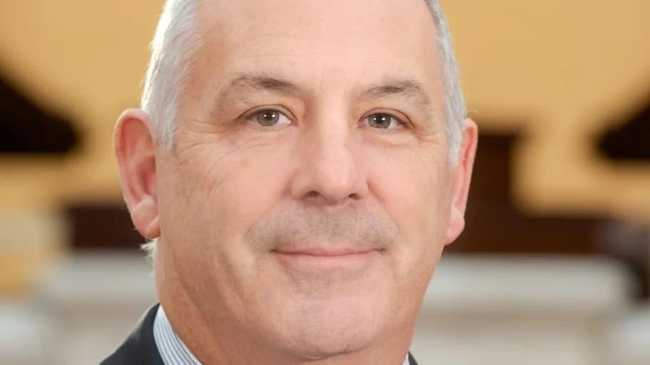史蒂夫·霍夫曼(图:俄亥俄州参议院)